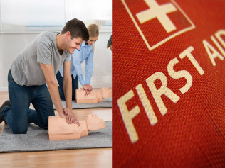 CPR & First Aid classes